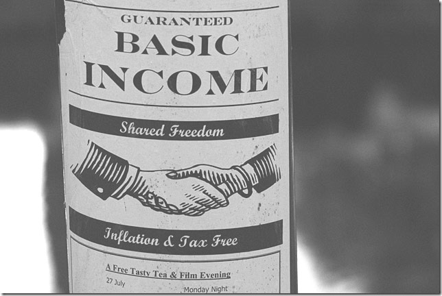 Basic Income and Nationalized Resources